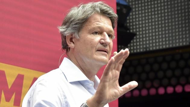 NEOS-Abgeordneter Helmut Brandstätter (Bild: APA/HANS PUNZ)