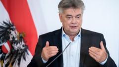 Vizekanzler Werner Kogler (Grüne) (Bild: APA/GEORG HOCHMUTH)