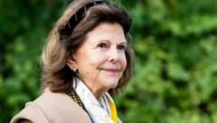 Königin Silvia von Schweden (Bild: Pontus Lundahl / TT News Agency / picturedesk.com)