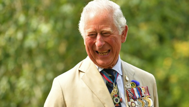 Prinz Charles (Bild: Photo by Oli SCARFF / POOL / AFP)