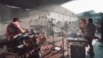 Jesse Grande und Band eröffneten am vergangenen Samstag das Festival. (Bild: Paul Krismer)