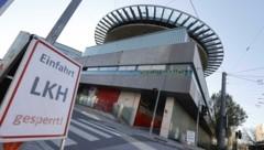 Salzburger Landeskliniken (SALK) (Bild: Tschepp Markus)