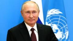 Russlands Präsident Wladimir Putin betonte in seiner Rede, dass auch die Lockerungen der US-Sanktionen gegen sein Land im Kampf gegen die weltweite Wirtschaftskrise helfen würden. (Bild: AP)