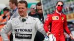 Michael Schumacher (li.) und Sebastian Vettel (Bild: GEPA )
