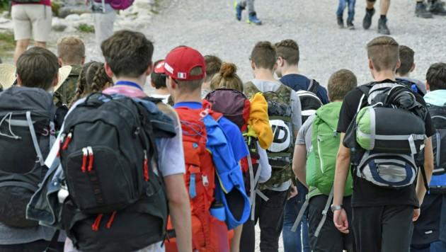 Schul- und Sprachreisen wie wir sie bisher kannten, sind seit Corona nicht durchführbar (Symbolbild). (Bild: ©lotharnahler - stock.adobe.com)