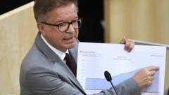 Gesundheitsminister Rudolf Anschober (Grüne) (Bild: APA/ROBERT JAEGER)