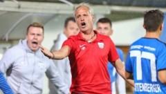 Grödig-Coach Heimo Pfeifenberger. (Bild: GEPA pictures/ D. Geieregger)