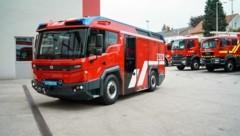 Bis 2030 sollen über 3200 RT-Fahrzeuge mit Elektro-Antrieb weltweit Brände bekämpfen (Bild: Wenzel Markus)