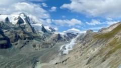 Nur das blieb vom einst so stolzen Gletscher übrig. (Bild: Klimabündnis)