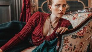 Bei Lena Hoscheks Trachtenkollektion trifft Tradition auf Moderne. (Bild: Lena Hoschek)