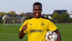 Jamie Bynoe-Gittens (Bild: Borussia Dortmund)