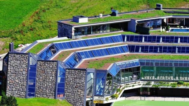 Im Sport- und Kongresszentrum Seefeld wurde über Tourismus diskutiert (Bild: Sport- und Kongresszentrum Seefeld)