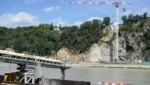 Die Bauarbeiten an der Linzer A26 gehen trotz des Kostenzuwachses weiter. (Bild: Markus Wenzel)