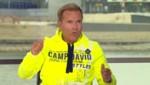 """Dieter Bohlen bei der Pressekonferenz an Bord der """"Blue Rhapsody"""" auf dem Rhein. (Bild: RTL)"""