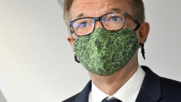 Gesundheitsminister Rudolf Anschober (Bild: APA/Herbert Neubauer)