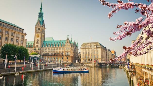 Hamburg (Bild: ©sborisov - stock.adobe.com)