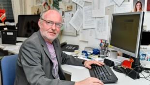 Chef-Ermittler Gerald Sakoparnig warnt vor unrealistischen Anlageverzinsungen im Internet. (Bild: Dostal Harald)
