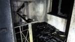 Das Feuer, gelegt an zwei Stellen, sollte alle Beweise vernichten und den fast totgeschlagenen Komlizen verbrennen. (Bild: Berufsfeuerwehr Linz)