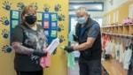 Im Kindergarten Taxham ist die Lösung schon im Einsatz. (Bild: Dipl.Ing.(FH) Alexander Killer)