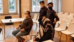 Der angeklagte Bosnier (53) (Bild: Markus Tschepp)