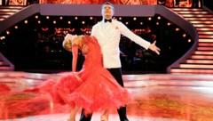 Norbert Oberhauser mit Tanzpartnerin Catharina Malek (Bild: ORF)