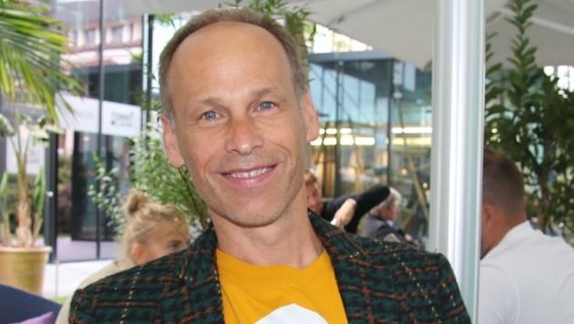 Der Wahl-Burgenländer Markus Wadsak kam mit der Bahn nach Innsbruck und verbringt auch seine Urlaube gerne in Österreich. (Bild: HMC Hammann)