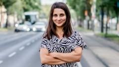 Die körperliche und wirtschaftliche Unabhängigkeit von Frauen ist das wichtigste Anliegen der neuen Vorsitzenden der Grünen Frauen Österreich. (Bild: APA/VERENA MOSER)
