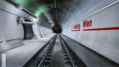 Im Flachgau wird ein neuer Tunnel für die Westbahn gebaut. (Bild: Tschepp Markus)