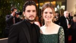 Kit Harington und Rose Leslie (Bild: 2020 Getty Images)