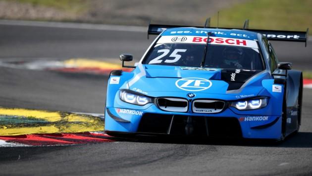 Philipp Eng geht beim 24-Stunden-Rennen in Daytona an den Start. (Bild: GEPA pictures)