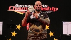 Devon Petersen (Bild: twitter.com/officialpdc)