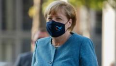 Die deutsche Bundeskanzlerin Angela Merkel (Bild: AFP)