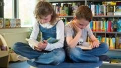 Auch Lesen ist Kinderkultur (Bild: Gabriele Hanke)