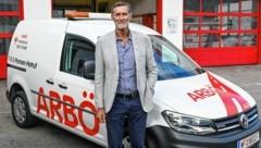 2019 hat Helmut Glantschnig die Präsidentschaft des ARBÖ-Tirol übernommen. (Bild: zeitungsfoto.at/Liebl Daniel)