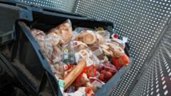 Und weltweit hungert eine Milliarde Menschen. . . (Bild: Harald Jahn / picturedesk.com)