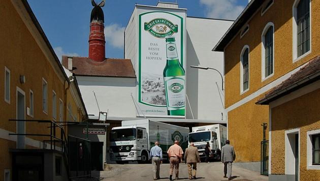Die Brauerei Grieskirchen (Bild: Wikipedia)