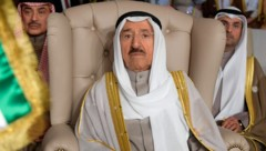 Der Emir im Jahr 2019 (Bild: Fethi Belaid/Pool Photo via AP)