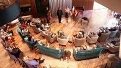 Die Musiker der Camerata bei einem Auftritt in Gastein im vergangenen Jahr (Bild: Camerata)