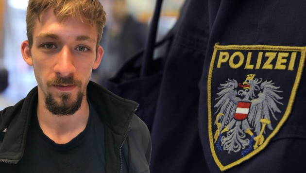 Die Polizei bittet mögliche weitere Opfer des Beschuldigten, sich zu melden. (Bild: LPD NÖ, APA/Herbert P. Oczeret, krone.at)