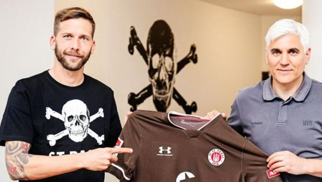 (Bild: Twitter/FC St. Pauli)