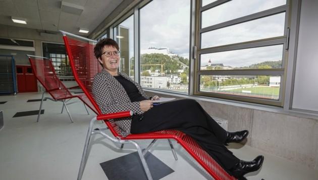 Elfriede Windischbauer wurde 2012 Rektorin der PH. (Bild: Tschepp Markus)