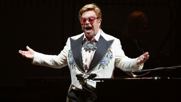Elton John (Bild: www.PPS.at)