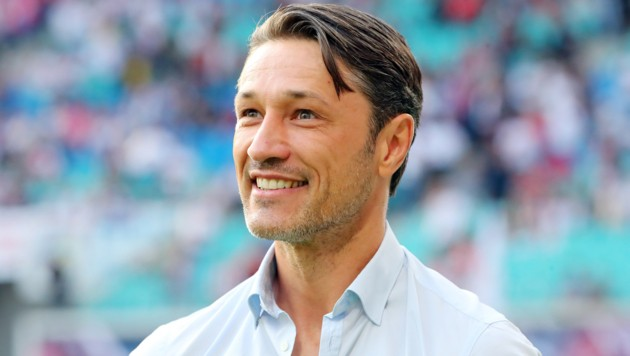 Niko Kovac testet mit der AS Monaco gegen seinen einstigen Arbeitgeber Salzburg. (Bild: GEPA pictures)