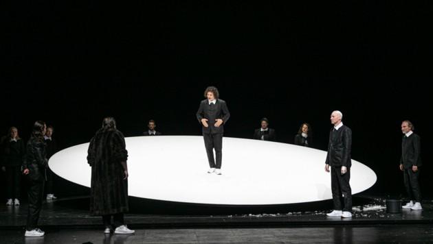 """""""Reineke Fuchs"""" im Grazer Schauspielhaus (Bild: Lex-Karelly)"""