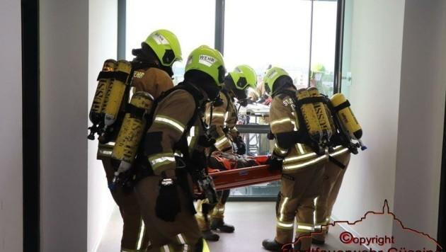 (Bild: Feuerwehr Güssing)