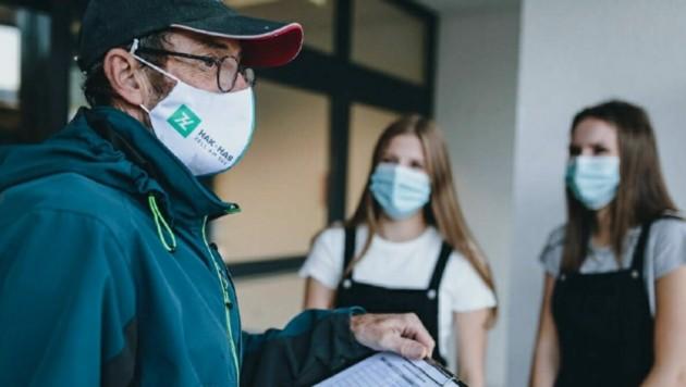 Schulärzte sollen den Covid-Krisenteams bei der Umsetzung der Hygienemaßnahmen helfen. (Bild: EXPA/JFK)