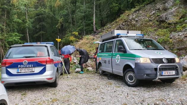 (Bild: Bergrettung Villach)