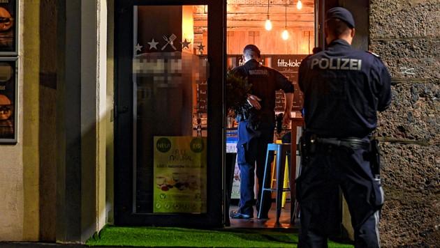 Polizei-Lokalkontrollen im ganzen Land (Bild: zeitungsfoto.at/Liebl Daniel)