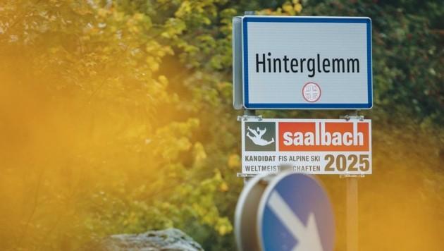 Alle Rennen werden 2025 in Hinterglemm steigen. (Bild: EXPA/ Stefanie Oberhauser)