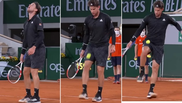 (Bild: Facebook.com/Dominic Thiem)